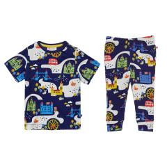 London T-Shirt & Leggings Sibling Outfit