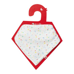 Piccalilly Baby Muslin Bib & Burp Cloth
