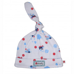 Baby Knot Hat - Steam Train