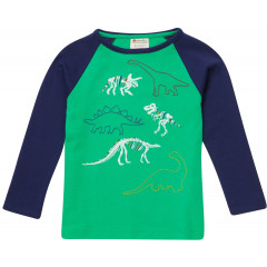 T-Shirt - Dinosaur Skeleton