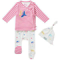 Piccalilly Newborn Baby Clothing Gift