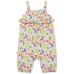 Piccalilly Baby Girls Cute Dungarees