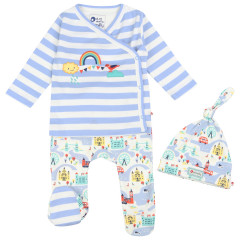 Piccalilly Baby Clothing Set
