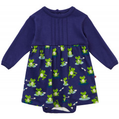 Piccalilly Baby Bodysuit Dress