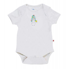 Baby's First Christmas Plain Bodysuit