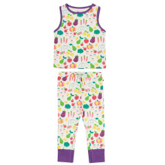 Piccalilly Unisex Pyjamas for boy + girls