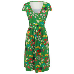 Piccalilly Grow Your Own Ladies Wrap Dress