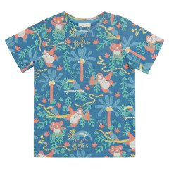 T-Shirt - Rainforest All Over Print