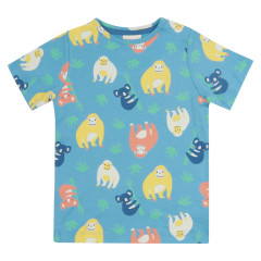Kids T-Shirt - Orangutan All Over Print