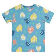 Kids T-Shirt - Orangutan All Over Print