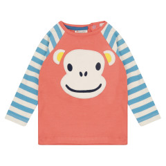 Raglan Top - Ape Face