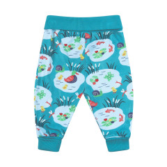 Piccalilly Pond Life Baby Trousers