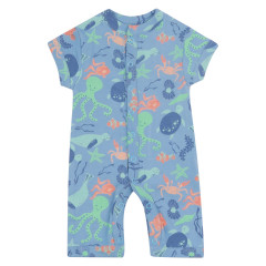Shortie Romper - Save Our Seas