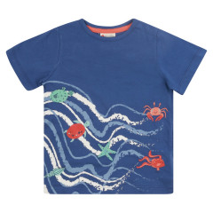 T-Shirt - Sea Waves