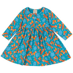 Piccalilly Girls Fox Dress