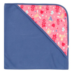 Piccalilly Forest Fairytale Hooded Blanket