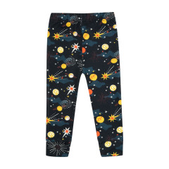 Piccalilly Solar Space Kids Leggings