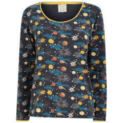 Piccalilly Solar Space Top for Women