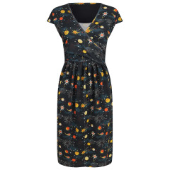 Piccalilly Solar Space Wrap Dress for Women
