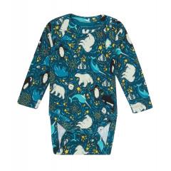 Baby Bodysuit - Arctic All Over Print