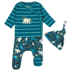 Piccalilly 3 Piece Baby Clothing Gift Set