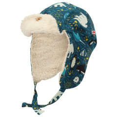 Piccalilly Arctic Kids Fleece Lined Hat