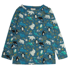 Piccalilly Arctic Top for Kids