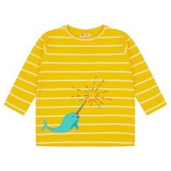 Piccalilly Narwhal Kids Top