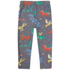 Piccalilly Mythical Creatures Leggings for Kids
