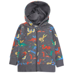 Piccalilly Kids Mythical Creature Hooded Jacket