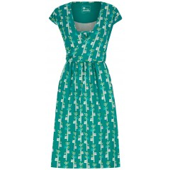 Women's Wrap Over Dress - Koala