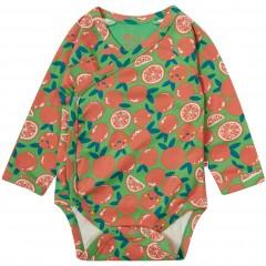 Baby Bodysuit - Oranges
