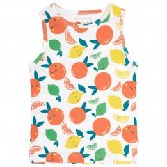 Pyjama Top - Citrus