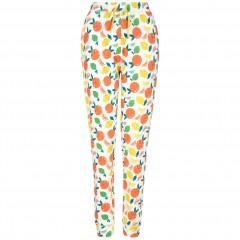 Women's Loungewear Joggers - Citrus