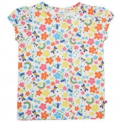 All Over Print T-Shirt - Rainbow Meadow