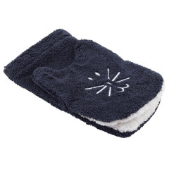 Organic Cotton Kids Puppet Wash Cloth