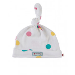 Organic Cotton Baby Girls Beanie