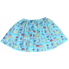 Piccalilly Skirt - London Print
