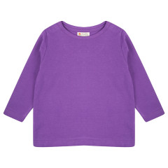 Kids Top - Purple Beetroot