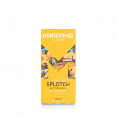 Montezuma's Chocolate - Splotch Organic 90g Bar