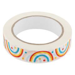 Rainbow Paper Tape
