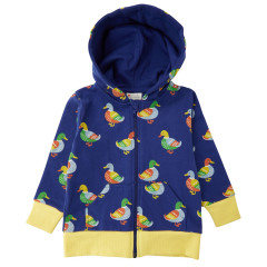 Upcyled Hoodie - Duck