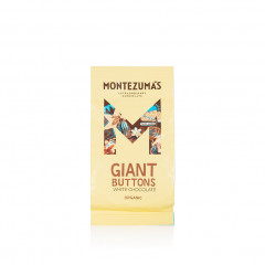 Montezuma's Chocolate - White Organic Giant Buttons 180g