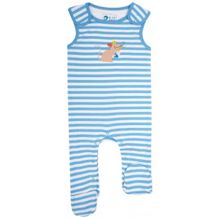 Piccalilly Fieldmouse Dungarees for Baby