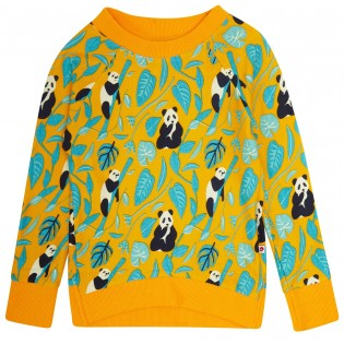 Kids Sweatshirt - Panda