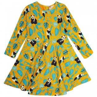 Skater Dress - Panda