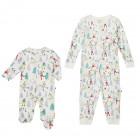 Winter Wonderland Pyjamas Set - Sibling Outfits