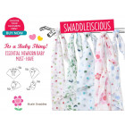 Piccalilly Organic Cotton Muslin 3 Pack Set