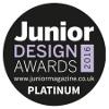 Junior Design Awards 2016 - Platinum Award Winner